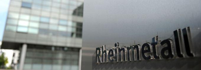 Rheinmetall steht in Indien unter Korruptionsverdacht.