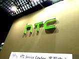 HTC war ein Pionier im Smartphone-Geschäft, verlor aber zuletzt Marktanteile. Foto: David Chang