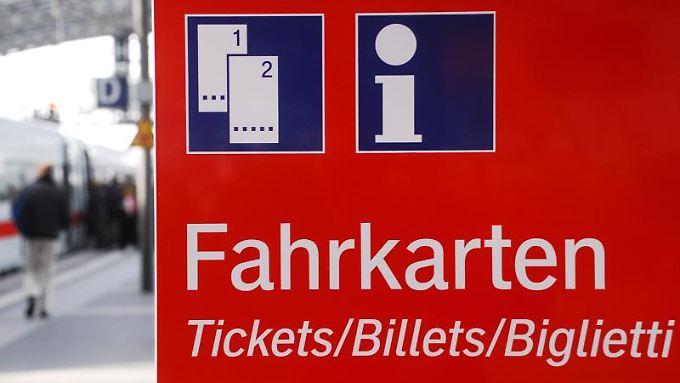 Neue Preisrunde bei der Bahn.