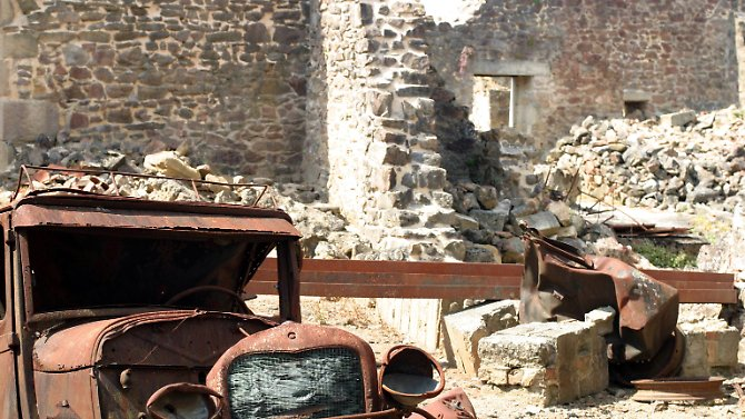 Massaker Von Oradour