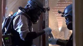 Brisantes Telefonat abgehört: BND soll Beweis für Assads Giftgas-Befehl haben