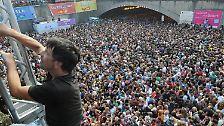 Massenpanik in Duisburg: Horror bei der Loveparade