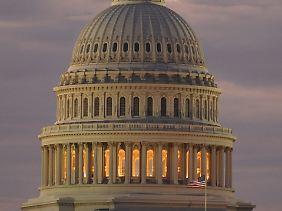 Syrien bombadieren oder nicht? US-Parlamentarier sollen entscheiden.