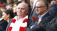 """Real-Präsident Perez """"kein Finanzhasardeur"""": Rummenigge verteidigt Bale-Wahnsinn"""