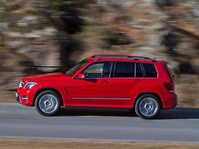 Packt fest zu: Kein einziger GLK fiel in der Hauptuntersuchung wegen mangelhafter Bremsen auf. Auch allgemein stufen Experten das SUV als sehr zuverlässig ein.