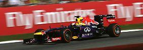 F1-Weltmeister glänzt im Monza-Qualifying: Vettel schnappt sich seine 40. Pole