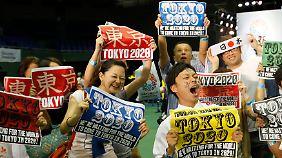 Olympische Sommerspiele 2020: Tokio bekommt trotz Fukushima den IOC-Zuschlag