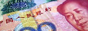 Chinas Staatsbanken droht ein großer Crash wie den US-Investmentbanken vor fünf Jahren.