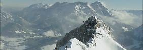 Schöner als Fliegen: Alpen-Doku zeigt bedrohtes Paradies