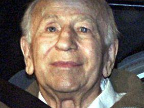 Sektenführer Paul Schäfer nach seiner Festnahme im Jahr 2005