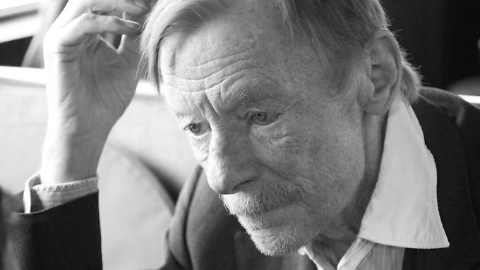 Otto Sander wurde 72 Jahre alt.