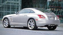 Zuverlässige Alternative zum SLK: Chrysler Crossfire macht sich rar