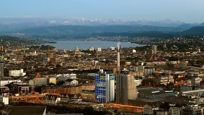 Zürich ist ein teures Pflaster.