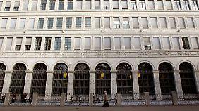 Die SNB fürchtet den teuren Franken.