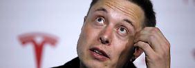 Hier warnt der Chef persönlich: Tesla-Aktie zu hoch bewertet