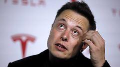 Elon Musk: Elektroauto-Visionär