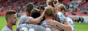 Bochum stürzt Tabellenführer Fürth: Union stürmt an die Zweitliga-Spitze