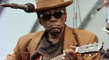 John Lee Hooker hat dem Blues seinen Stempel aufgesetzt.
