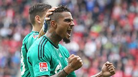 So sehen Leader aus: Kevin-Prince Boateng.