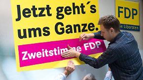 Zweitstimmen-Kampagne eröffnet: Rösler macht aus Ohrfeige einen Weckruf