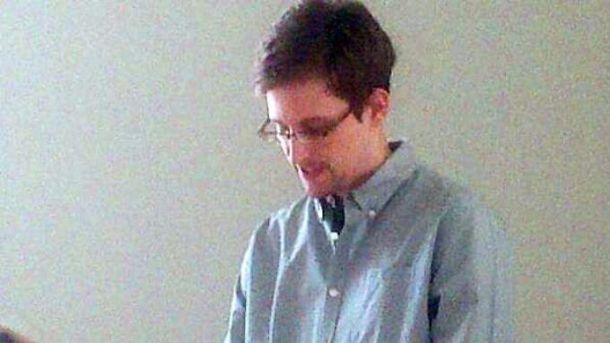 Edward Snowden hält seinen genauen Aufenthaltsort geheim.