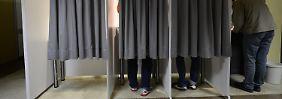 FDP nur noch bei fünf Prozent: Patt zwischen Regierung und Opposition