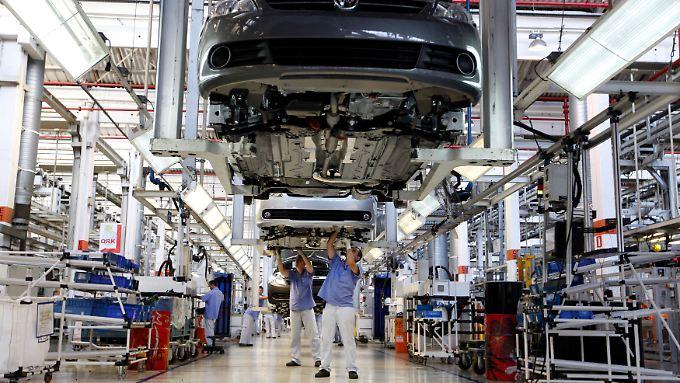 Künftig sollen in Brasilien auch wieder Modelle der VW-Tochter Audi produziert werden.