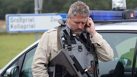 Plante Wilderer Selbstmord?: Polizei beendet Drama in Österreich