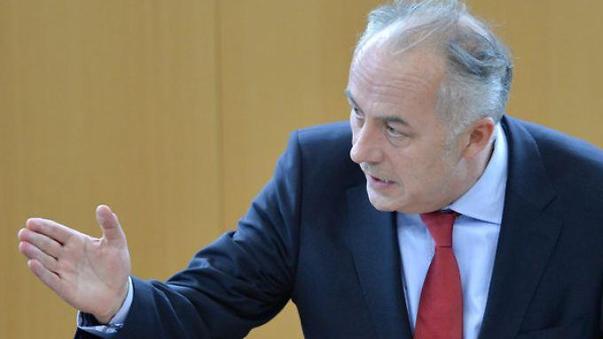 Will zur Aufklärung beitragen - Thüringen Wirtschaftsminister Matthias Machnig.