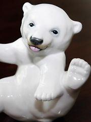 Einer der berühmtesten Berliner der jüngeren Geschichte - Eisbär Knut.
