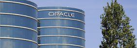 Die Kleinen zwacken den Riesen: Oracle enttäuscht mit Ausblick