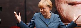 Die stille Moderatorin: Warum Angela Merkel eine gute Kanzlerin ist