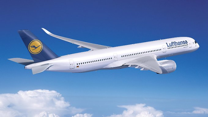 Die erste A350-Maschine soll im zweiten Halbjahr 2014 ausgeliefert werden.