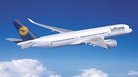 Rekord-Order bei Airbus und Boeing: Lufthansa bestellt 59 neue Jets