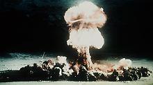 Die Schrecken der Bombe: Nukleare Zerstörungskraft nimmt zu