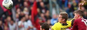 Bundesliga-Dino HSV nach Nord-Derby am Boden: BVB lässt die ersten Punkte liegen
