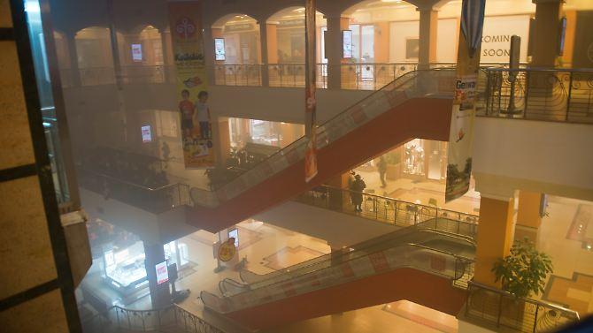 Blutbad in der Shopping-Mall: Islamisten töten Dutzende Menschen in Nairobi