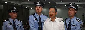 Ex-Politstar in allen Anklagepunkten schuldig: Gericht schickt Bo Xilai in lebenslange Haft
