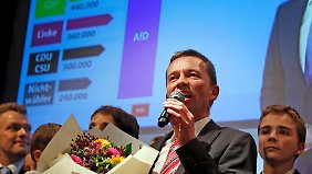 Ende der AfD bereits absehbar?: Euroskeptiker verpassen Einzug in den Bundestag
