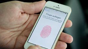 Methode ist nicht neu: Hacker tricksen iPhone-Fingerscanner aus