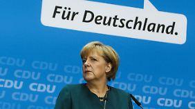 Koalitionspartner gesucht: SPD lässt Merkel zappeln