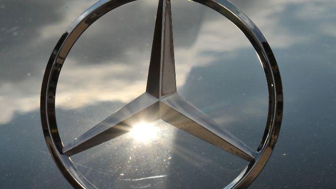 China sei Dank: Daimler schreibt Gewinne