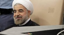 """Ruhani: """"Ich bringe den Frieden"""": Wie ernst meint es der Iran?"""