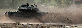"""Pipelines, Pumpen, Panzer: Rheinmetall investiert in """"Türöffner"""""""