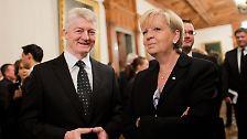 """""""Ich glaube, wir tun gut daran, wenn wir sein Vermächtnis annehmen und gut hüten"""", sagte die SPD-Politikerin."""