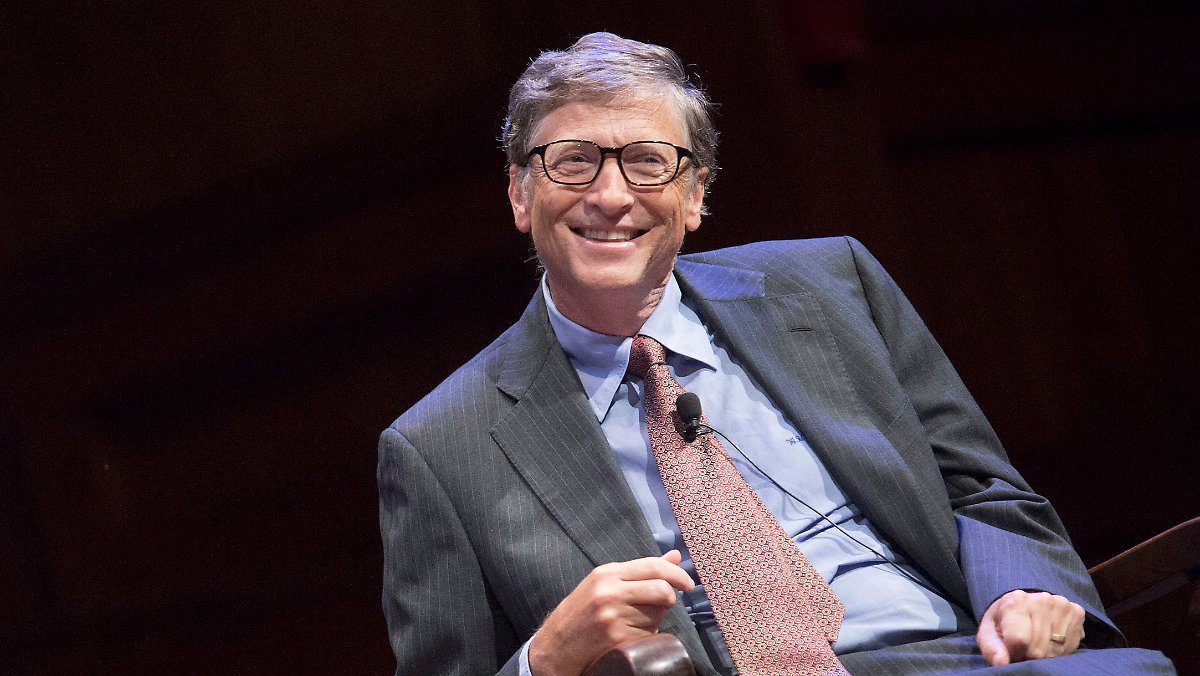 bill gates packt aus strg alt entf war fehler n. Black Bedroom Furniture Sets. Home Design Ideas