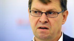 Ralf Stegner ist Vorsitzender der SPD in Schleswig-Holstein und Koordinator der SPD-Linken im Vorstand der Partei.