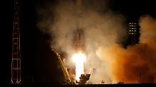 Russen überwinden Trauma: Proton-M-Rakete startet ins All
