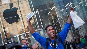 Wertvollste Marken der Welt: Apple und Google überholen Coca-Cola
