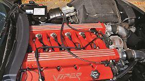 Der V10 gilt in Sachen Haltbarkeit als absoluter Dauerläufer.